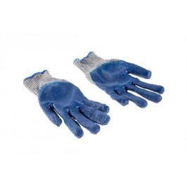 Перчатки Hammer Flex 230-025 особо прочные ХБ с латексным обливом