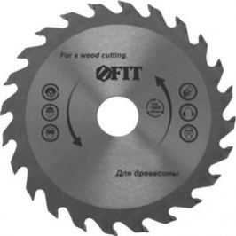 Круг пильный твердосплавный FIT 37729 по дереву 160 х 20 х 32 t
