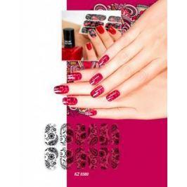Арт-пленка для дизайна ногтей «КРУЖЕВО» KZ 0380