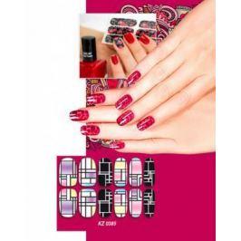Арт-пленка для дизайна ногтей «АВАНГАРД» KZ 0385