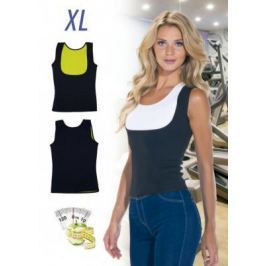 Майка с открытой грудью для похудения «ХОТ ШЕЙПЕРС», размер XL SF 0224