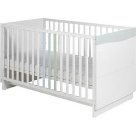 Кроватка Geuther Wave (белый/пастель)