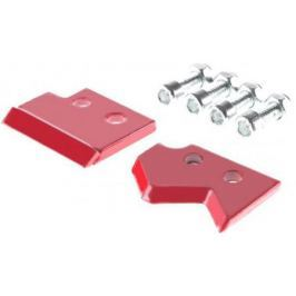 Пластина режущая (нож) Hammer Flex 210-022 к шнеку 210-027 по грунту 4 (100мм) HG, нерж. сталь