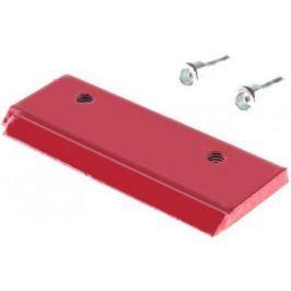 Пластина режущая (нож) Hammer Flex 210-024 к шнеку 210-029 по грунту 8 (200мм) HG, нерж. сталь
