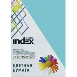 Цветная бумага Index Color IC75/100 A4 100 листов