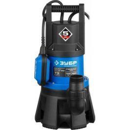 Насос ЗУБР НПГ-Т3-1300 профессионал т3 погружной дренажный для грязной воды d частиц до 35мм 1300В