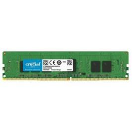 Память DDR4 4Gb 2400MHz Crucial CT4G4RFS824A RTL PC4-19200 CL17 DIMM 288-pin 1.2В single rank