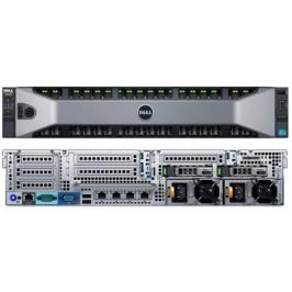 "Сервер Dell PowerEdge R730 2xE5-2620v4 24x16Gb 2RRD x8 3.5"" RW H730 iD8En 5720 4P 2x750W 3Y PNBD TPM (210-ACXU-304)"