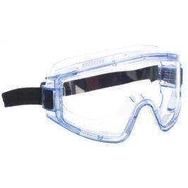 Очки РОСОМЗ 30130 защитные закрытые с прямой вентиляцией зп2арт.