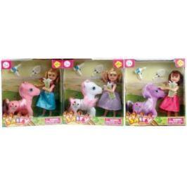 Кукла Defa Sairy Мой пони, 15 см, 2 аксесс., в ассорт.