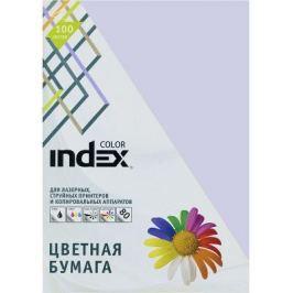 Цветная бумага Index Color IC85/100 A4 100 листов