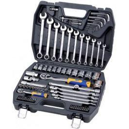 Набор инструментов KRAFT КТ 700304 1/2DR и 1/4DR 77пр.