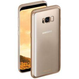 Чехол Deppa Чехол Gel Plus Case матовый для Samsung Galaxy S8+, золотой, Deppa