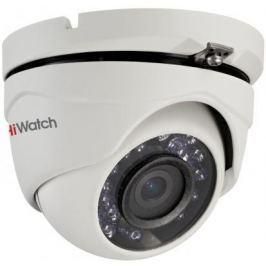 IP-камера HiWatch DS-l203 (4 mm) 2Мп уличная IP-камера с EXIR-подсветкой до 30м 1/2.8'' Progressive Scan CMOS матрица; объектив 4мм; угол обзора 83.6°