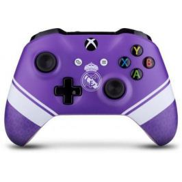 Геймпад Беспроводной Microsoft ФК Реал 1902 сливочный для: Xbox One (TF5-00004-MAD)
