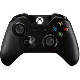 Геймпад Беспроводной Microsoft + Rare Replay 2018 черный для: Xbox One (6CL-00002-RR)