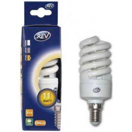 Лампа энергосберегающая REV RITTER 32250 4 11W E14 2700K