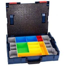 Ящик BOSCH L-BOXX 102 set 12 pcs (1.600.A00.1S3) 42x117x357мм 2.9кг 12 ячеек