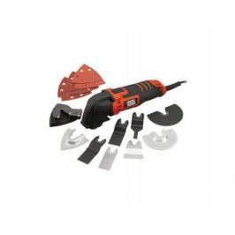 Многофункциональная шлифмашина Black & Decker MT280BA-QS 280Вт 22000 кол/мин + сумка и насадки