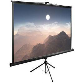 Экран напольный рулонный Cactus CS-PSTE-180X180-BK 180 x 180 см
