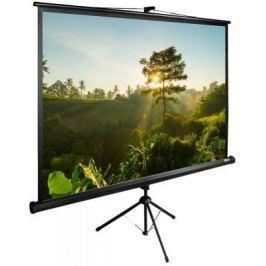 Экран напольный рулонный Cactus CS-PSTE-200Х200-BK 200 x 200 см