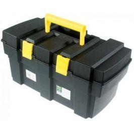 Ящик для инструмента FIT 65518 пластиковый (квадратичный) 19 (54х29х25см)