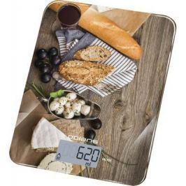 Весы кухонные электронные Polaris PKS 1044DG макс.вес:5кг рисунок