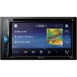 Автомагнитола CD DVD Pioneer AVH-A200BT 2DIN 4x50Вт