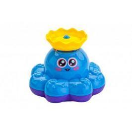 Игрушка детская для ванны «ФОНТАН-ОСЬМИНОЖКА» голубой DE 0225