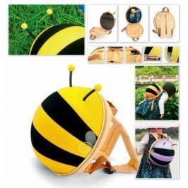 Ранец детский «ПЧЕЛКА» желтый DE 0183