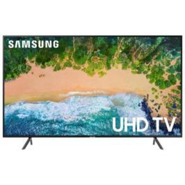 Телевизор Samsung UE55NU7100UXRU черный