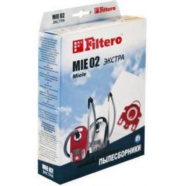 Пылесборник Filtero MIE 02 Экстра тканевый 3шт