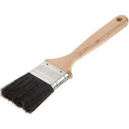 Кисть для эмалей Hammer Flex 237-021 50*14 (дерев.ручка) ПРОФ.