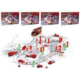 Игровой набор Наша Игрушка Пожарная служба разноцветный CM557-11