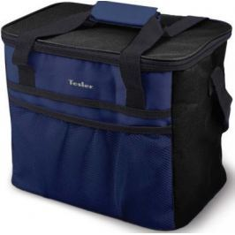 Сумка-холодильник TESLER ICB-1532 15л синий чёрный