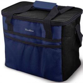 Сумка-холодильник TESLER ICB-2532 25л чёрный синий