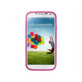 Чехол Samsung для GT-I9500 Galaxy S4 розовый EF-PI950BPEGRU