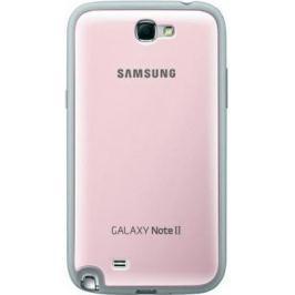 Задняя крышка Samsung EFC-1J9BPEGSTD Protective Cover для Note2/N7100 розовый