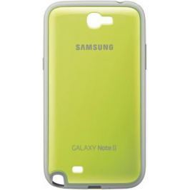 Задняя крышка Samsung EFC-1J9BGEGSTD для Samsung Galaxy Note 2 зеленый