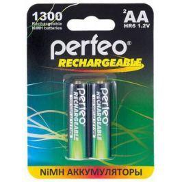 Батарейки Perfeo 1300/2BL AA 2 шт