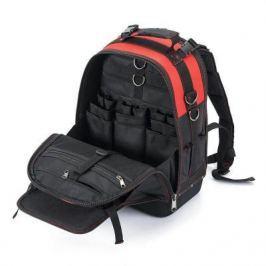 Рюкзак WORKPRO W081065CH для инструмента повышенной прочности 37 карманов + подарок: стриппер и но