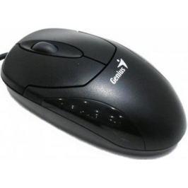 Мышь проводная Genius ХScroll чёрный USB