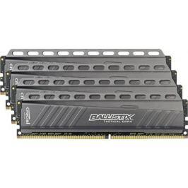 Оперативная память 16Gb (4x4Gb) PC4-24000 3000MHz DDR4 DIMM Crucial BLT4C4G4D30AETA