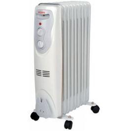 Масляный радиатор РЕСАНТА ОМ- 9Н 2 кВт 9секц. 45х16х65см 9.1кг