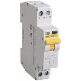 Iek MAD32-5-010-C-10 АВДТ32М С10 10мА - Автоматический Выключатель Диф. Тока ИЭК