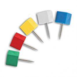 Кнопки силовые ?Куб?, 18 мм, 40 шт, в коробке ISP3018