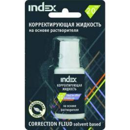 Корректирующая жидкость Index ICF20B 20 мл