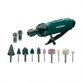 Пневмопрямошлифмашина Metabo DG 25 Set 604116500