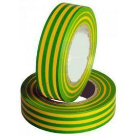 Изолента SAFELINE 15/10 желтая-зеленая
