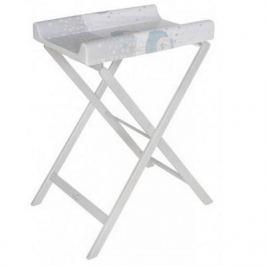 Стол для пеленания складной Trixi, белый 09